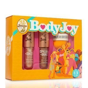 Sol De Janeiro Bum Bum Cream Body Joy 3 Piece set